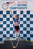 Woman's 70-74 500m TT Podium - Patricia Baker