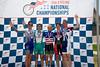 Men's 40-44 Kilo TT Podium - L to R - Michael Paulin, David Klipper, Daniel Casper, J Christopher Ferris and Michael Miller