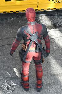 Ryan Reynolds Returns As Deadpool Filming In Vancouver, Canada