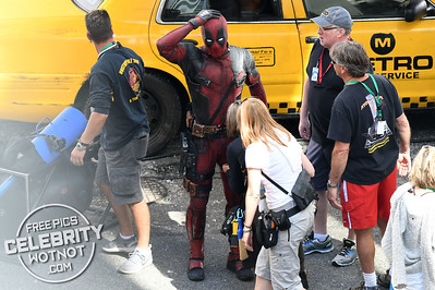 Ryan Reynolds Returns As Deadpool Filming In Vancouver, Canada