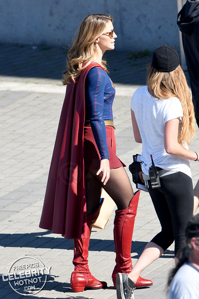 Is This The End for Supergirl? Melissa Benoist and Chyler Leigh Film Nail Biting Scene!