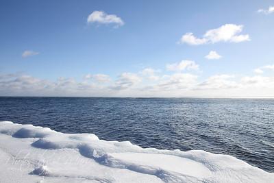 The Winter Shore