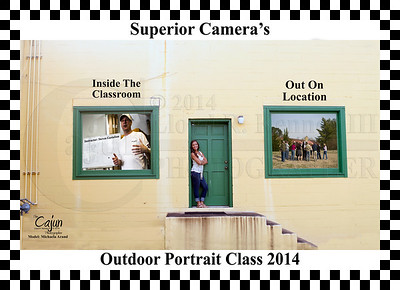 Superior Camera Outdoor Portrait Class