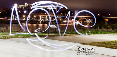 """Painting With Light""  Superior Camera's Night Photography Class Saturday March 29th, 2014. Chattanooga Tn. Photography By: Lloyd R. Kenney III © 2014 All Rights Reserved. Contact Info: LloydKenneyiii@Gmail.com"