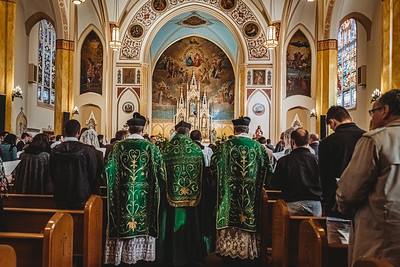 3350 FSSP Superior General St  Mary LatinMass