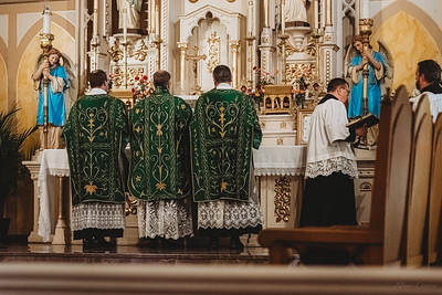 3402 FSSP Superior General St  Mary LatinMass