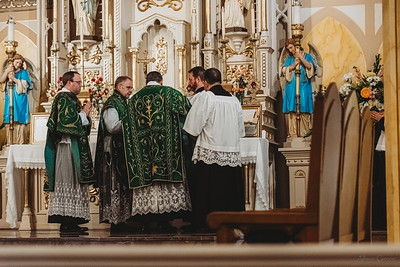 3400 FSSP Superior General St  Mary LatinMass