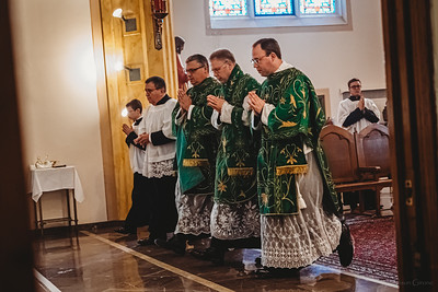 3455 FSSP Superior General St  Mary LatinMass