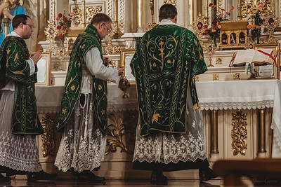 3414 FSSP Superior General St  Mary LatinMass