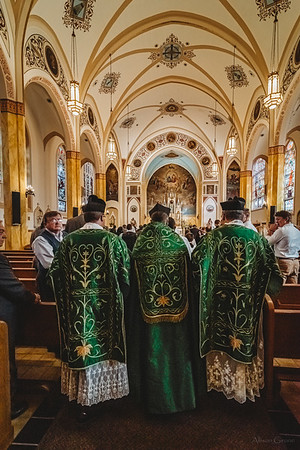 3344 FSSP Superior General St  Mary LatinMass