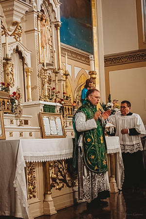 3456 FSSP Superior General St  Mary LatinMass