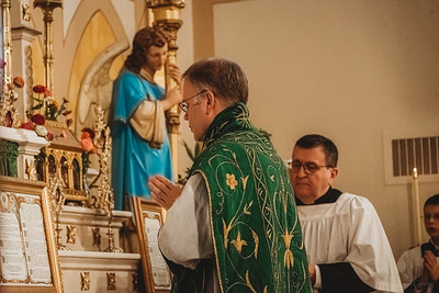 3428 FSSP Superior General St  Mary LatinMass