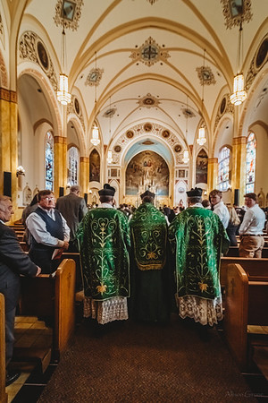 3345 FSSP Superior General St  Mary LatinMass