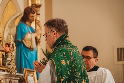 3427 FSSP Superior General St  Mary LatinMass