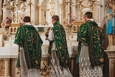 3405 FSSP Superior General St  Mary LatinMass