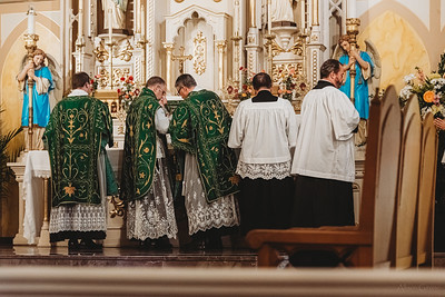 3401 FSSP Superior General St  Mary LatinMass