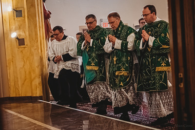 3453 FSSP Superior General St  Mary LatinMass