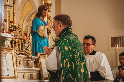 3429 FSSP Superior General St  Mary LatinMass