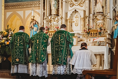 3399 FSSP Superior General St  Mary LatinMass