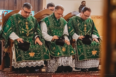 3444 FSSP Superior General St  Mary LatinMass