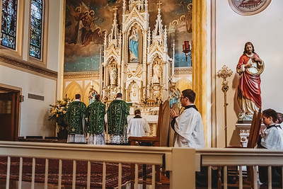 3386 FSSP Superior General St  Mary LatinMass