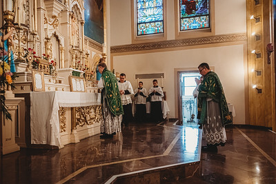 3431 FSSP Superior General St  Mary LatinMass