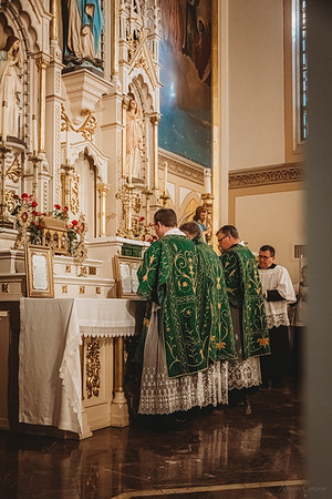 3434 FSSP Superior General St  Mary LatinMass