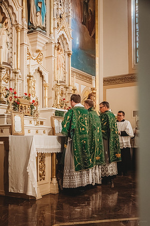 3433 FSSP Superior General St  Mary LatinMass