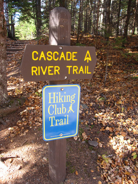 Day 1: Justin and I started this hike from Cascade River State Park, which is where we ended our last hike together in 2005. Since then I have been working on completing the rest of the miles I had left between Two Harbors and here. Just 24 miles planned for this trip!