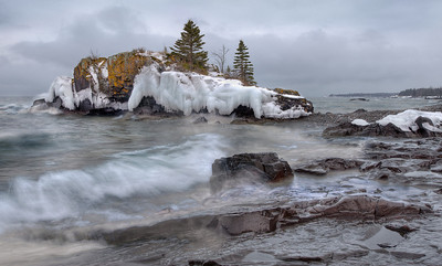 Hollow Rock-Grand Portage MN.