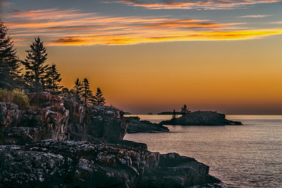 Hollow Rock pre sunrise Fall 2014