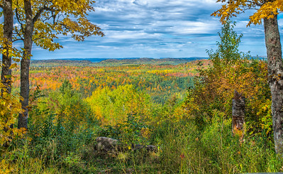 Rengo Road Overlook-Grand Portage MN-Fall 2014