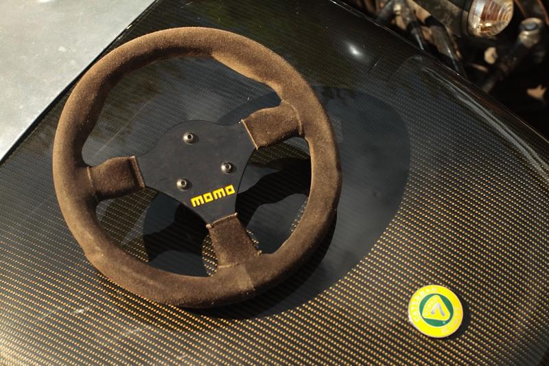 Momo steering wheel 2021