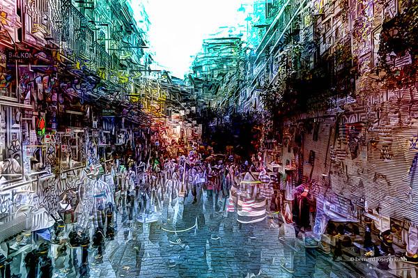 Rue Galip Dede