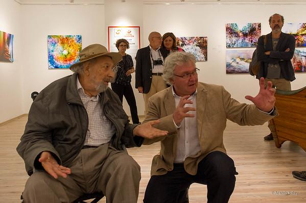 Avec/With Ara Güler