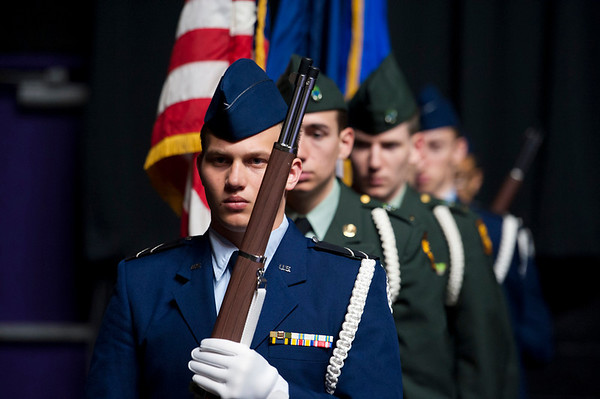 ROTC-Reserve Officers' Training Corps