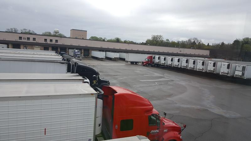 Supervalu Transportation, Minneapolis, MN