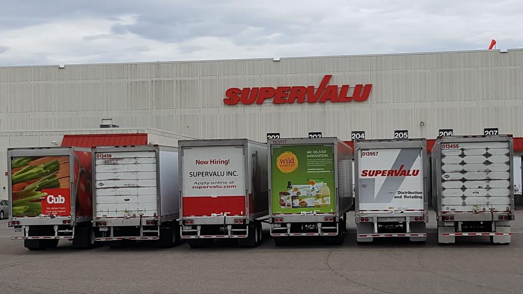 Supervalu truck-7