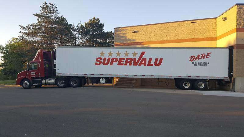 Supervalu truck-6