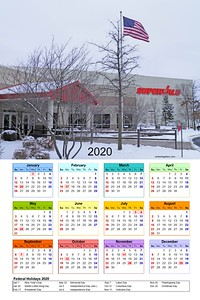 2020 large calendar 300 Supervalu front Wm 1 year template