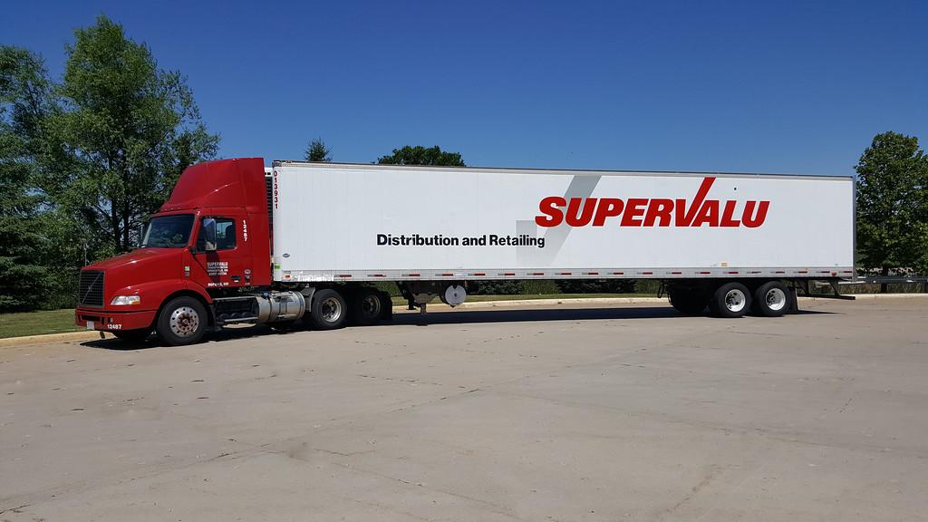 Supervalu truck-18