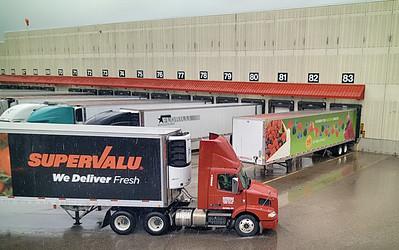 Supervalu Truck Wayne #1
