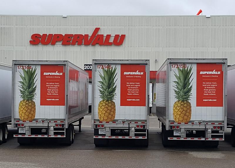 Supervalu truck-5