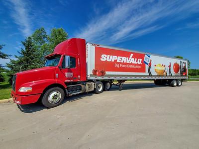 supervalu truck Blaine East