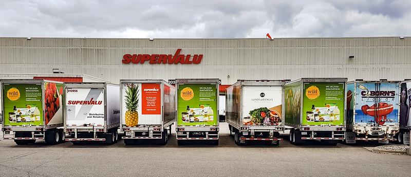 Tom O , Supervalu Truck