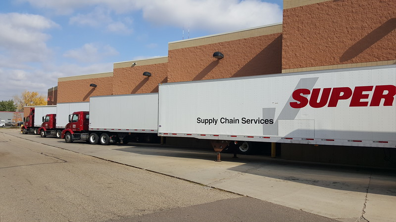 Supervalu Transportation, Minneapolis, MN