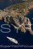 YR5Z1440 Aerial Feadship Sa Foradada Mallorca