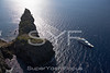 YR5Z1459 Aerial Yacht Sa Foradada Mallorca