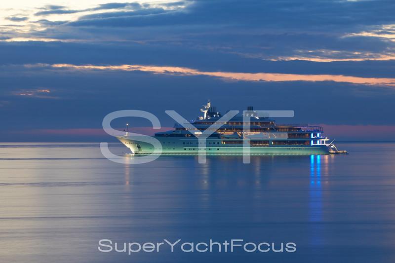 Katara at sunrise