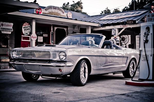 California Ford Mustang